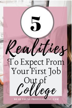 Your First Job Out of College : 5 Realities To Prepare For - - The Go to Job interview tips , College Supplies, College Hacks, College Fun, College Life, School Hacks, Nursing School Scholarships, Top Nursing Schools, Job Interview Tips, Job Interview Questions