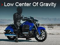 Low Center of Gravity