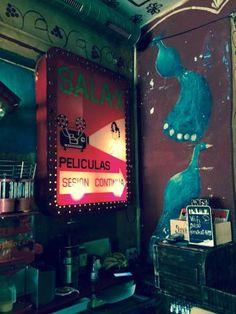 Oviso Bar & Tapas - Oude stad - Carrer de Arai 5. Met terras en leuke ambi