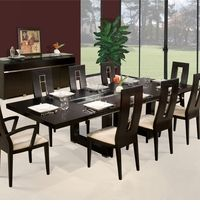 novo extendable dining table