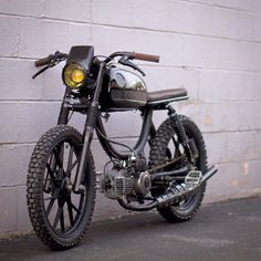 Cafe racer puch monze
