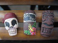 tiki bar by Oli123 - Nail Art Gallery nailartgallery.nailsmag.com by Nails Magazine www.nailsmag.com #nailart