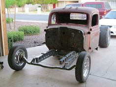 My 1941 Dodge Truck Build - Page 12 - Rat Rods Rule - Rat Rods, Hot Rods, Bikes, Photos, Builds, Tech, Talk & Advice since 2007!