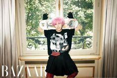 G-Dragon for Harper's Bazaar