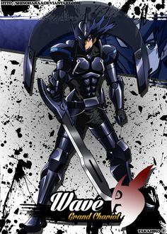 Wave is from Akame Ga Kill Wave is a former member of Jaegers and Imperial Navy. Anime Character Names, Game Character, Anime Characters, Character Design, Anime Demon, Manga Anime, Anime Warrior, Dark Fantasy, Kamigami No Asobi