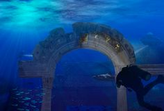 Artificial Reef Sustainable Design Blog: Reef Worlds to build world's largest underwater th...