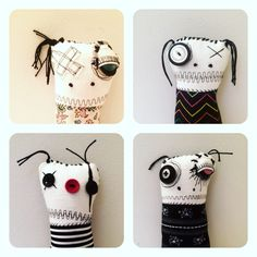 New baby monsters in my shop