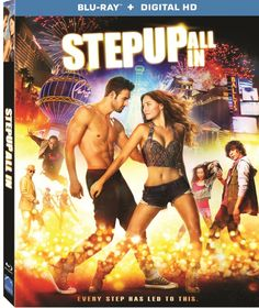 Step Up All In DVD Review: Everybody Dance Now! - Movie Fanatic
