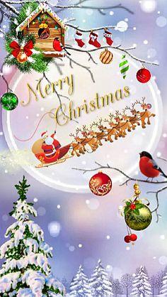 Christmas Status, Merry Christmas Wallpaper, Merry Christmas Pictures, Merry Christmas Images, Christmas Wishes, Merry Xmas, Christmas Art, Christmas Greetings, Christmas Themes