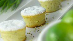 Muffins de limão