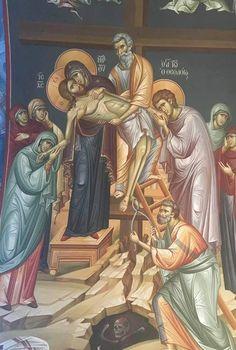 Church Interior, Byzantine Icons, Orthodox Christianity, Christian Church, Orthodox Icons, St Joseph, Bible Art, Little Sisters, Saints