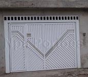 licação:  O Portão de alumínio npa 132 pode ser utilizado em garagens, áreas sociais, residências, comércios e indústrias.   Mod