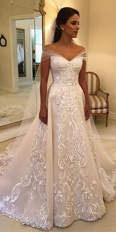 Wedding Dress Cinderella, Disney Wedding Dresses, Western Wedding Dresses, Princess Wedding Dresses, Dream Wedding Dresses, Designer Wedding Dresses, Bridal Dresses, Disney Dresses, Disney Weddings
