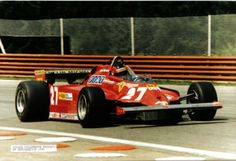 Continental Circus: Gilles Villeneuve, visto por Nigel Roebuck (1º parte)