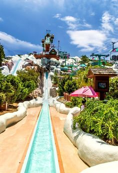 Disney Blizzard Beach Waterpark