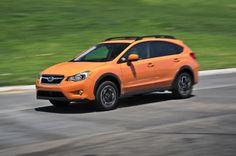 2013 Subaru XV Crosstrek 2.0i Limited First Test - Motor Trend