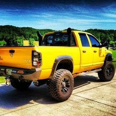 I could do without the stacks...but a badass truck none the less!