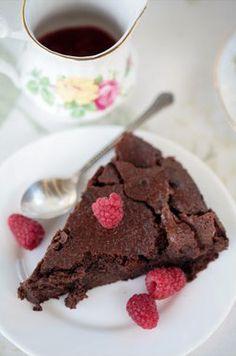 Prantsuse šokolaadikook ‹ Perenaine.ee
