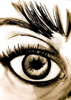 Eye Perfect Eyes, My Muse, Beautiful Eyes, Body Painting, Body Art, Faces, Portraits, Craft Ideas, Ink