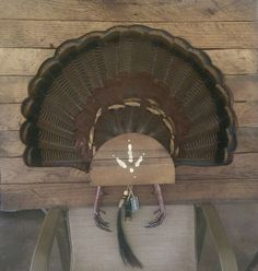 Turkey Fan Turkey Hunting Turkey Fan Mount Board Live