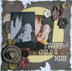 Sweet+Child+O+Mine - Scrapbook.com