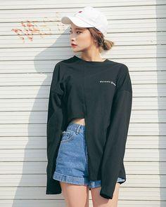 t g i f   #peachbrain #koreanmodel #koreangirls #koreastyle #seoulstyle #fashiongram