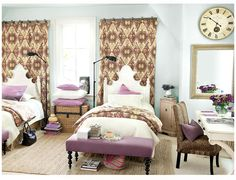 Miranda Bedroom by Ballard Designs  I  ballarddesigns.com