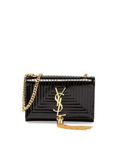Monogramme Small Studded Shoulder Bag by Saint Laurent at Neiman Marcus. $1990