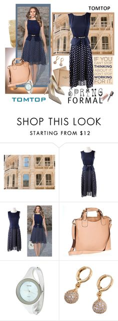 """TOMTOP+ 20"" by carola-corana ❤ liked on Polyvore featuring vintage, tomtop and tomtopstyle"