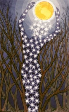 """""""Look carefully around you and recognize the luminosity of souls. Sit beside those who draw you to that."""" —Rumi (Artist: Francene Hart) ..*"""