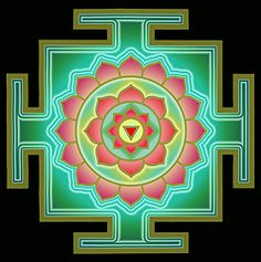 Tara Yantra - A meditation device each having a specific purpose or intent. Google
