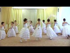 Taнец снежных хлопьев - YouTube Flower Girl Dresses, Prom Dresses, Formal Dresses, Wedding Dresses, Musical, Activities For Kids, Diy And Crafts, Youtube, Concert