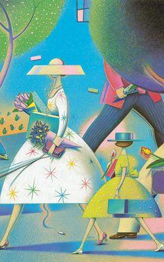 12 Of Today's Best Living Illustrators | Co.Design | business + innovation + design
