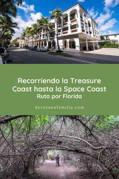 Durante el séptimo día de ruta por Florida nuestro objetivo era ir desde Miami hasta la Space Coast, pasando por varios puntos de la Treasure Coast. Cocoa Beach, Fort Lauderdale, Palm Beach, Treasure Coast, Florida, Canal E, Key West, Miami, Space