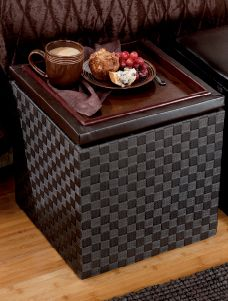 Classic Tray Top Cube Signature Homestyles Is A Registered Trademark