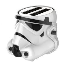 Der absolute Nerd Stormtrooper Toaster für alle Star Wars Fans!  #StarWars #Nerds #Toaster #Stormtrooper #DarthVader #CoolStuff #Geschenkideen #Geschenke #Devallor