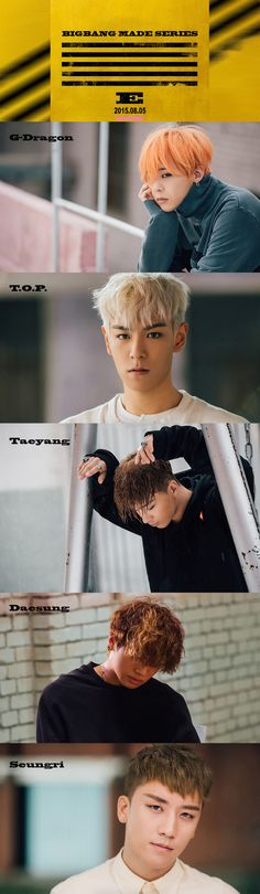 Big Bang - Made Series E 2015