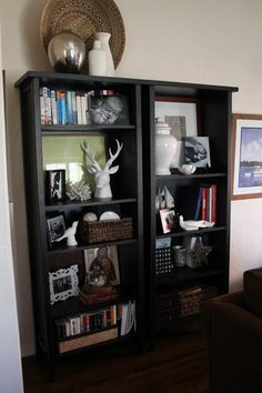 Making Room for Spring! A Living Room Update