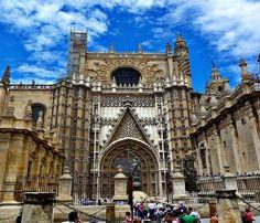 Catedral de Nossa Senhora da Sé, Sevilha, Espanha