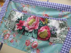 Peg apron by Violet and Rose.