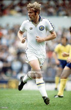 circa 1981 Brian Greenhoff Leeds United Foto di attualità | Getty Images