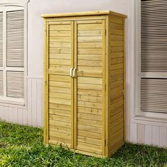 Coral Coast 5 x 3 ft. Garden Shed - Store rakes, lawn bags, pots, and more easily in the Coral Coast 5 x 3 ft. Garden Shed. Constructed of fir wood that's similar in nature to cedar, thi...