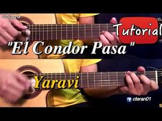 Condor Pasa - Tutorial/Cover Guitarra