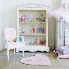 Biblioteca infantil - Princesse