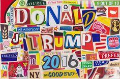 Donald J. Trump 2016   created in September 2015
