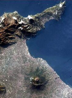 Vesuvius....