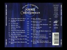 (75) Smokie and Chris Norman the best of 20 years - YouTube Chet Atkins, Tammy Wynette, Thing 1, Take My Breath, Famous Singers, Pop Songs, Played Yourself, 20 Years, Norman