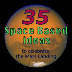 Taming the Goblin: 35 Space Based Ideas - Curiosity in Space