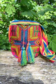 Tayrona Crystal Wayuu Tote