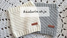 Knit Crochet, Crochet Hats, Fun Projects, Diy Clothes, Diy And Crafts, Knitting, Tees, How To Make, Crocheting